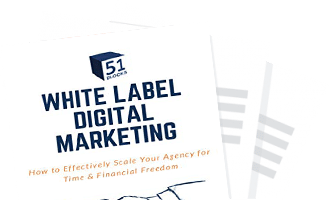 White label seo digital marketing white sheet